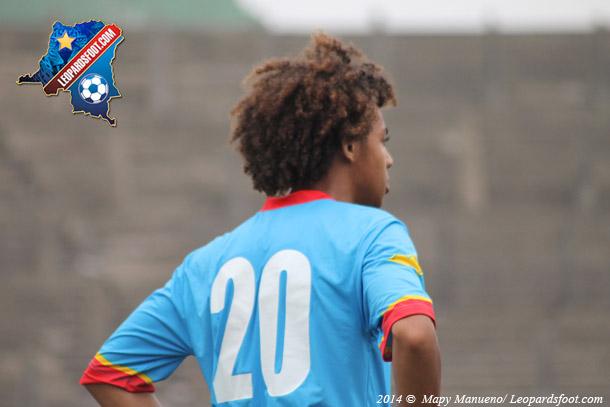RDC-Nigeria U17 ce samedi 26 au Stade Tata Raphaël