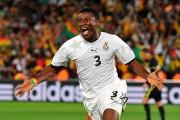 Gyan Asamoah égale le record de Roger Milla