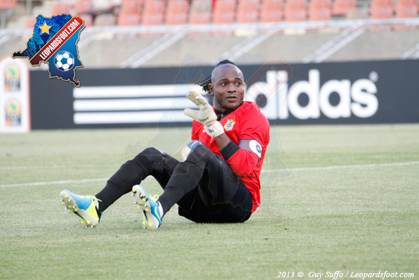 CAF-LDC : Zamalek vs Mazembe : 0-0