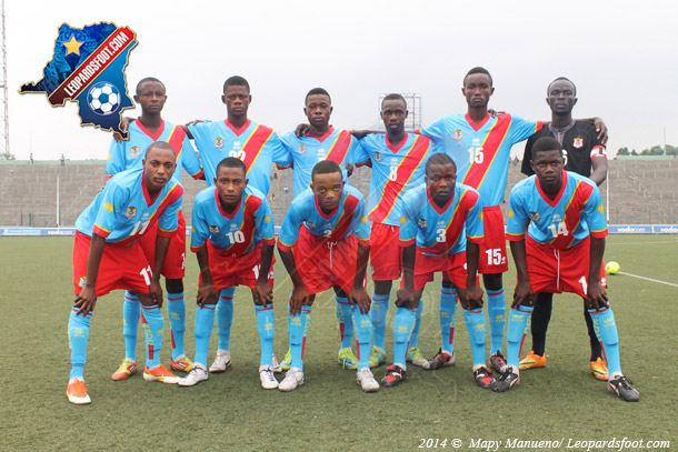 Eliminatoires CAN U20 et U17 : La RD Congo se retire