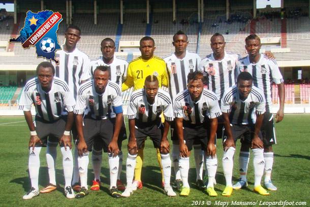 CAF-LDC : Mazembe qualifié pour les demies