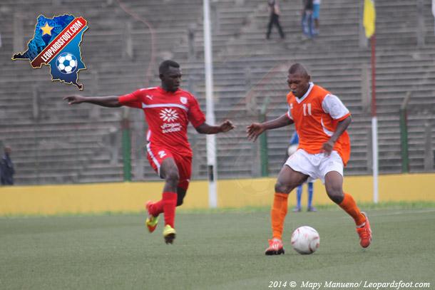 CAF-CDC : MK qualifié en 16è de finale
