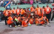 MK vainqueur de la Coupe du Congo 2014