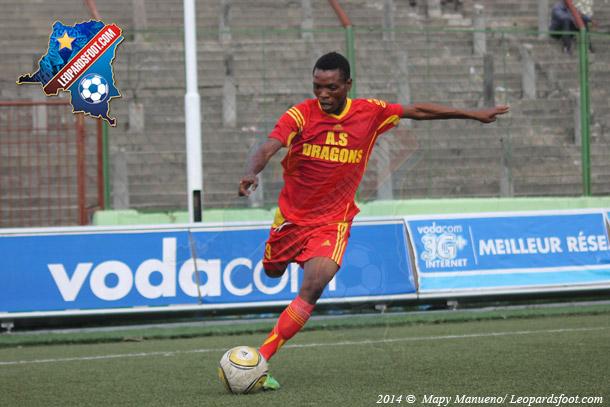 EPFKIN : Ricky Tulengi sacré meilleur joueur 2014