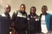 Les échos de Muko : Charleroi et ses congolais en play-off