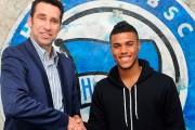 Elias Kachunga un nouveau visage congolais en Bundesliga