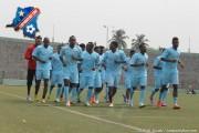 Léopards : deux matchs amicaux pour préparer Bangui