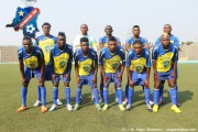 Play-off  D1 : DCMP vs Lupopo : 0-1
