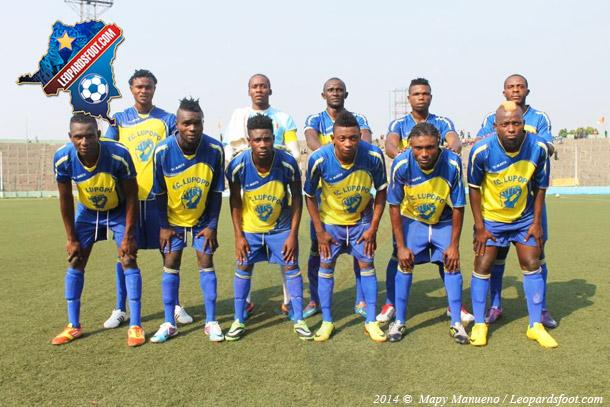 Linafoot : Lupopo 1-1 TPM, Makiso 0-0 Nika
