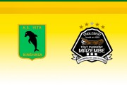CAF-LDC : AS V Club vs  TP Mazembe : 0-0