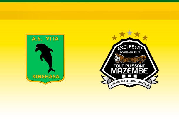 CAF-LDC : AS V Club vs  TP Mazembe : 0-0