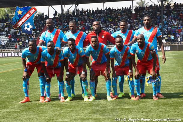Eliminatoires CAN 2015 : Sierra Léone vs RDC : 0-2