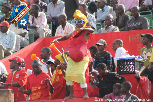 Coupe du Congo : As Dragons vs Vutuka de Kikwit : 2-0