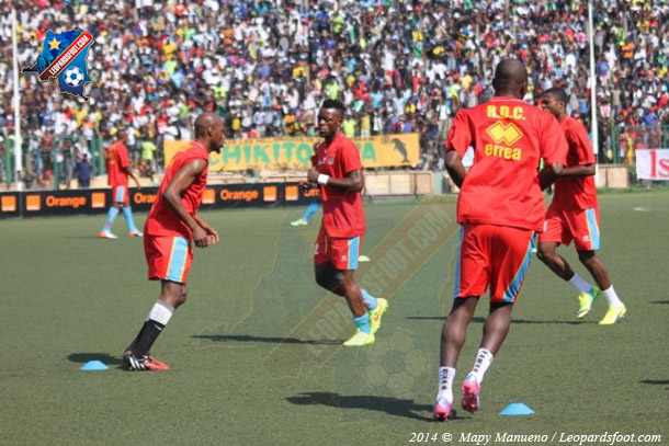 CAN 2015 : La RDC devra encore patienter