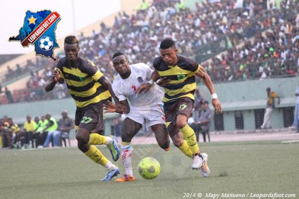 Amical : Léopards vs AS  V Club : 0-0