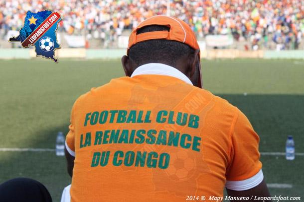 Coupe du Congo : Renaissance vs Vutuka : 0-0