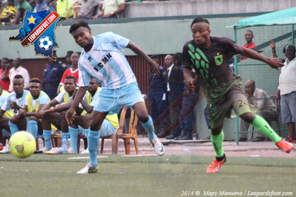 Linafoot J3 : V Club et Mazembe battus