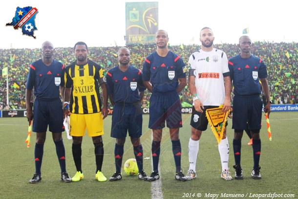 Finale CAF-LDC : V Club vs Sétif : 2-2