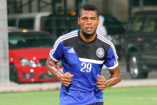 Yves Diba à Kinshasa pour quelques jours