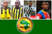 Glo Caf Awards : 4 congolais nominés