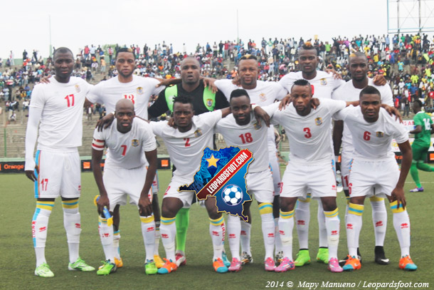 CAN 2015 : La RD Congo qualifiée