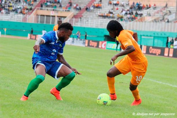 CAN 2015 : Sierra Léone vs Côte d'Ivoire : 1-5