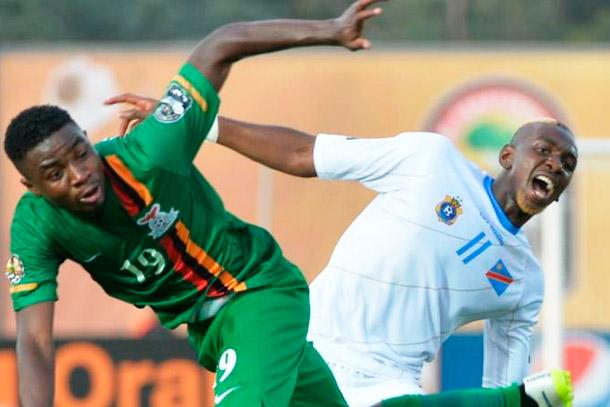 CAN 2015 : Réactions audio suite au match Zambie vs RDC
