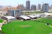 Les léopards en stage à Dubaï fin mars