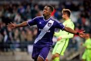 Aaron Leya Iseka sort le Barca en Youth League