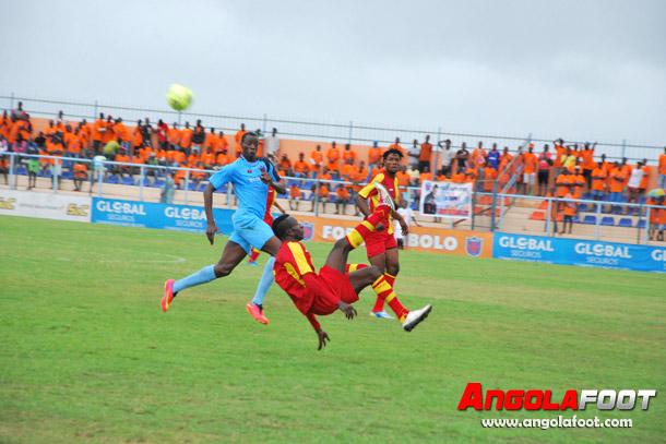 CAF-LDC : Retour sur  Récrativo vs Sanga Balende