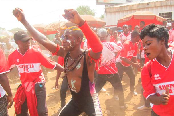 Play-off D1 : Lubumbashi Sport  noie le Dcmp (2-0)