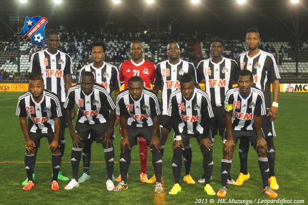 Play-offs : Mazembe toujours leader avec 16 points