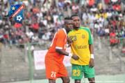 CAF-CDC : MK vs Etoile du Congo (BZV) : 1-1