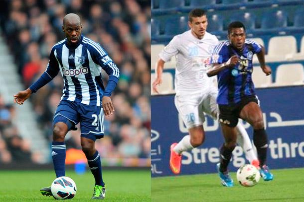 Mulumbu et Yves Diba de retour