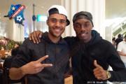 Léopards : Tamata et Botaka sont à Dubaï
