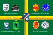 CAF : Tous les adversaires des clubs congolais en 8e