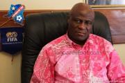 FECOFA : Constant Omari de retour à Kinshasa