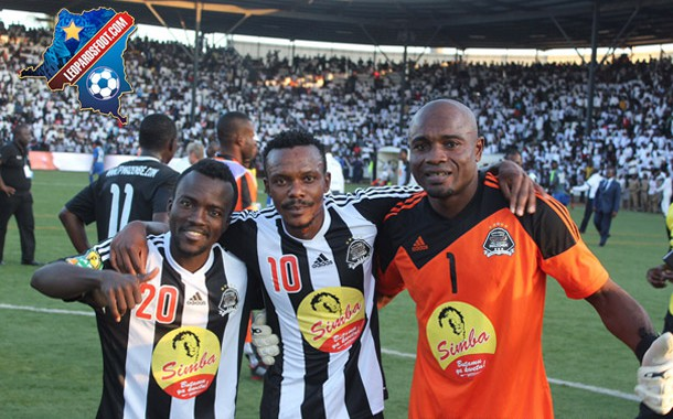 CAF-CDC : Mazembe s'impose devant Young Africans et termine premier
