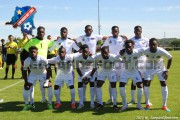 Amical France U20 vs RD Congo U20  : 2-0