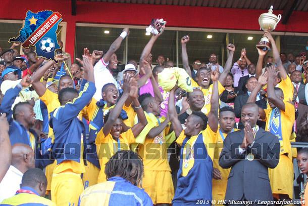 Lupopo vainqueur de la 51e édition de la Coupe du Congo