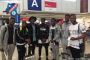 Les léopards U20 en route pour Toulouse