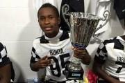 Portugal : premier trophée pour Bukia avec Boavista
