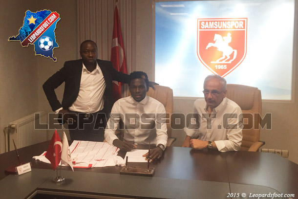 Officiel : Distel Zola signe 2 ans à Samsunspor