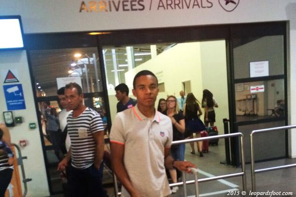 Cyprien Ngoma vers l'Académica Coïmbra ?