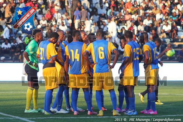 LINAFOOT : Lupopo s'impose 3-0 devant Dauphin noir