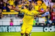 USA : premier but de la saison pour Cédric Mabwati