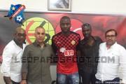 Deux ans pour Mongongu à Eskişehirspor