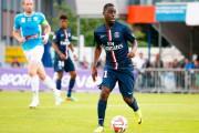 Pereira de Sa, cet autre joueur d'origine congolaise du PSG