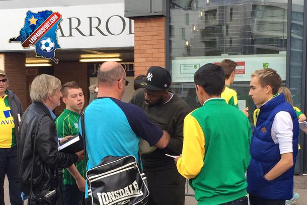 Mulumbu : reprise imminente pour le milieu de Norwich