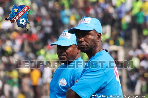 Ibenge : « Ebunga s'entraîne au TP Mazembe »